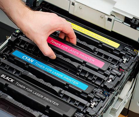 Цветни принтери