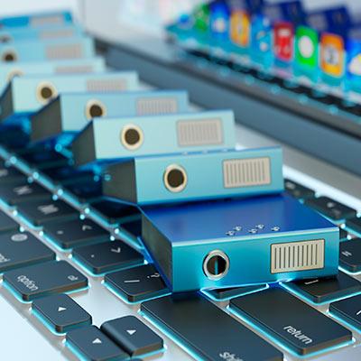 Система за управление на електронен архив