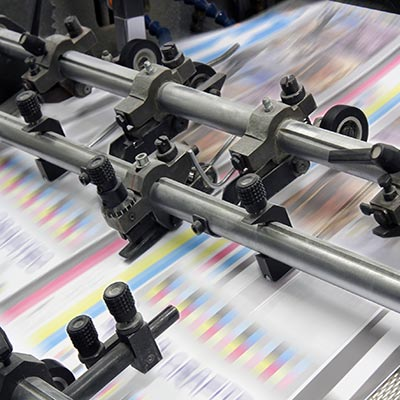 Production printing devices