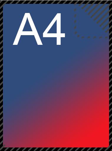 A4 Color printer