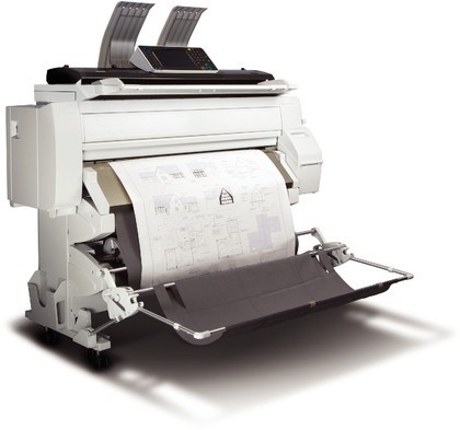 Wide and large format printing devices